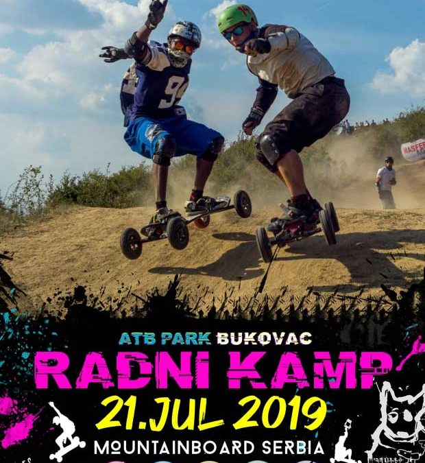 Work camp 2019 ATB Park Bukovac